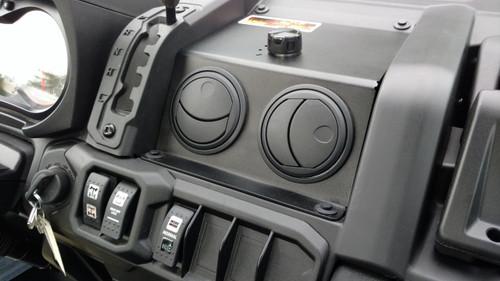 Ice Crusher Cab Heater for Can-Am Defender
