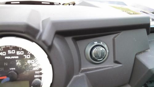 Polaris 2015+ RZR 900 and 900-4 Heater Under Dash  - Ice Crusher Cab Heater