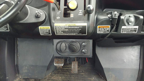 Ice Crusher Compact Cab Heater for Kubota RTV500