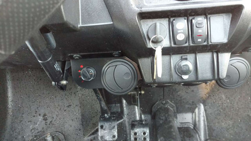 Ice Crusher UTV Cab Heater for Arctic Cat Wildcat
