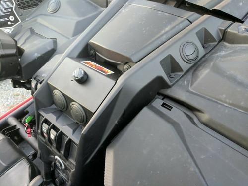 Can Am Maverick X3 Heater Kit (2017-2021) - Ice Crusher Cab Heater