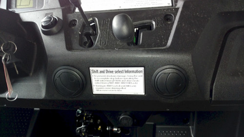 Ice Crusher Cab Heater '17+  Honda Pioneer 700 Deluxe