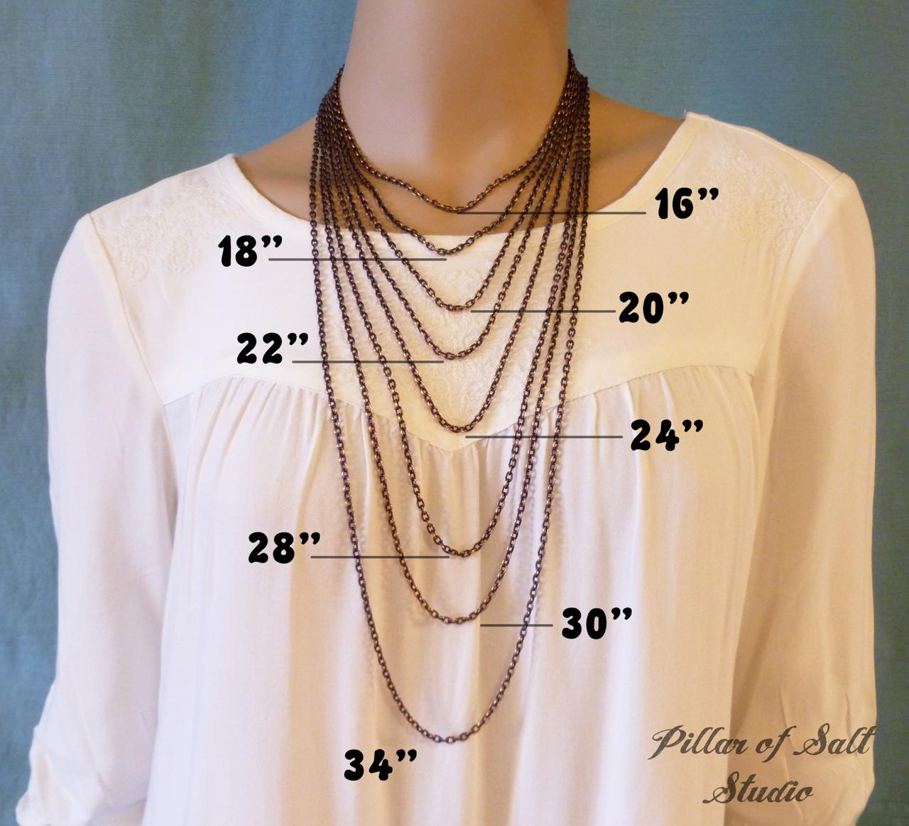 Choose a chain length