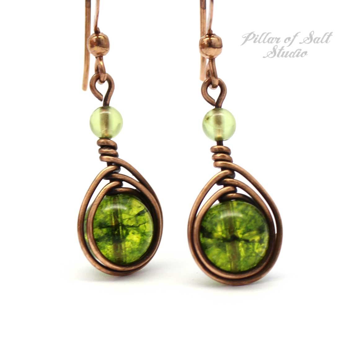 Peridot gemstone 16th anniversary gift