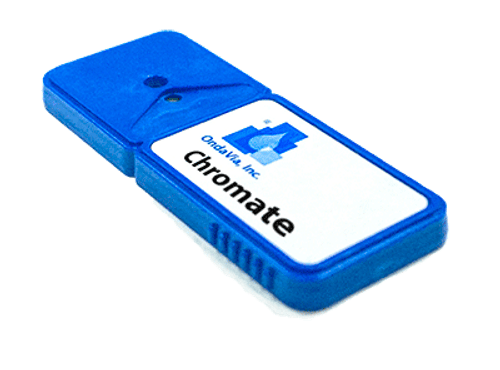 Hex Chrome Analysis Cartridge
