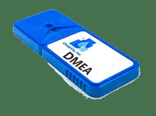Dimethylethanolamine Analysis Cartridge