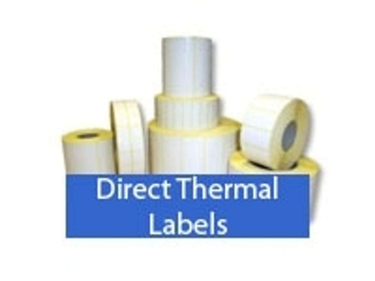 Direct Thermal (no ribbon)