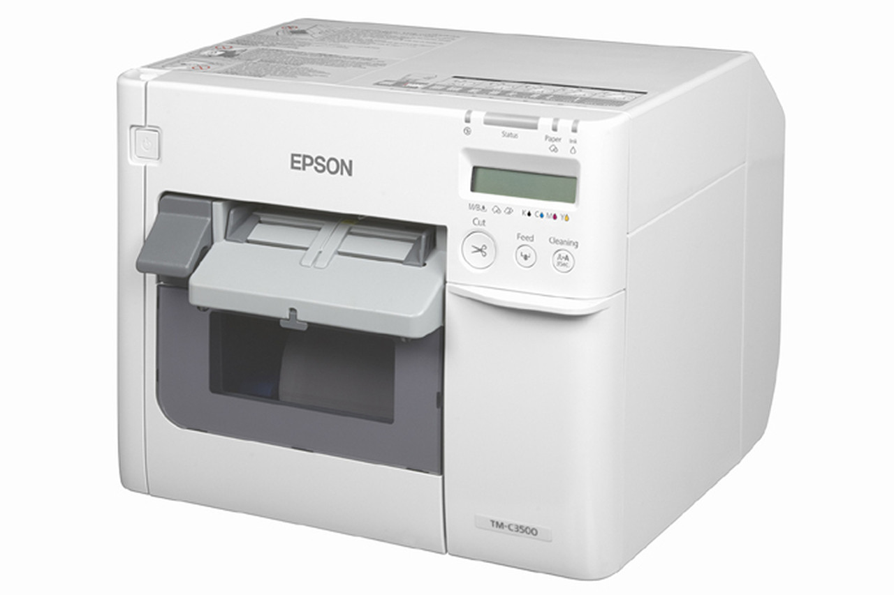 "Epson C3500 4"""