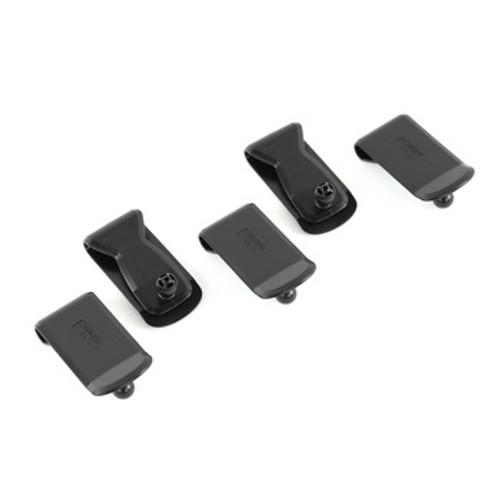 KIT-MPM-BLTCLP5-01 - ZQ220/ZQ300 BELT CLIP 5 PACK
