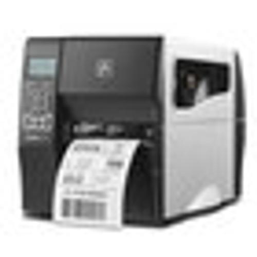 ZT230 300 dpi,Ser,USB, ZebraNet, W/peel | ZT23043-T31C00FZ