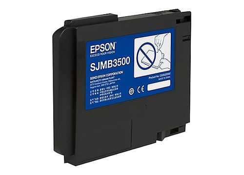 Epson Original Ink Maintenance Box (SJMB3500) for C3500, Single Cartridge