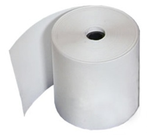 10007010 Zebra Z-Perform 1000D 3.5 mil Receipt (545') 8.5x545' Paper Label 4/Case | 10007010