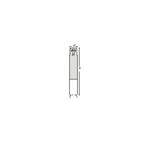 10006998K Zebra HC100 Z-Band Direct Wristband Cartridge (White) 1x6 Synthetic Label 6/Case | 10006998K