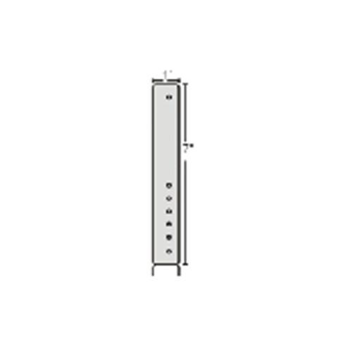 10007003K Zebra HC100 Z-Band QuickClip Kit 1x7 Synthetic Label 3/Case | 10007003K