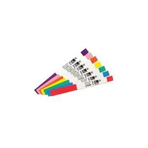 97032-Purple Zebra Z-Band QuickClips (Purple) N/AxN/A Synthetic Label N/A/Case | 97032-Purple