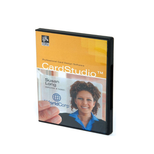 Professional edition of CardStudio (CD Package) P1031775-001 | P1031775-001