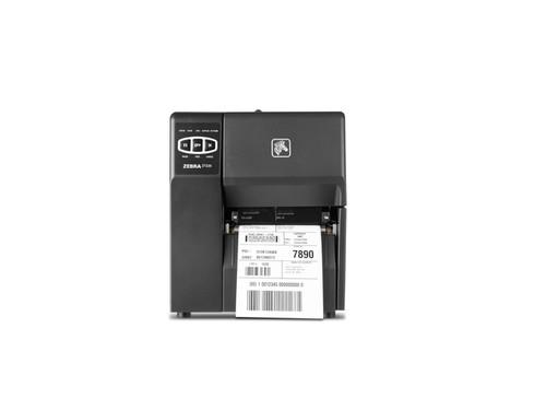 Zebra ZT220 Barcode Printer - 203dpi, 10/100, Serial/USB DT/TT ZT22042-T01200FZ | ZT22042-T01200FZ