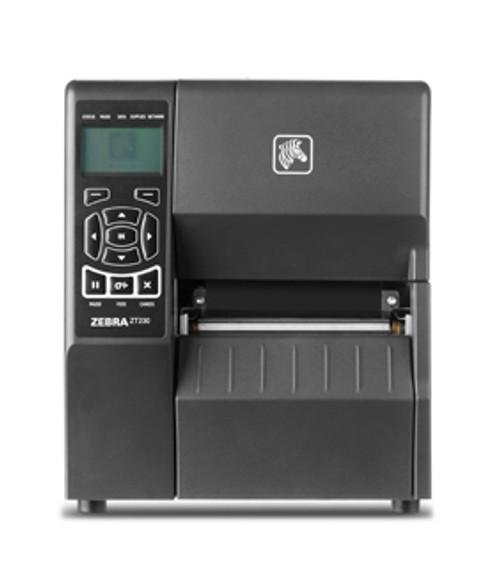 ZT230 Direct Thermal Printer (203 dpi, Serial/USB/INT 10/100, Tear Bar, US, ZPL Only) ZT23042-D01200FZ   ZT23042-D01200FZ