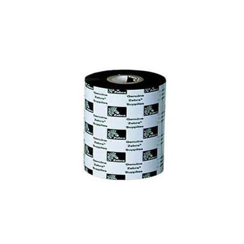 "02000BK17445 - Zebra Ribbon - WAX RIBBON 6.85"" X 1476' | 02000BK17445"