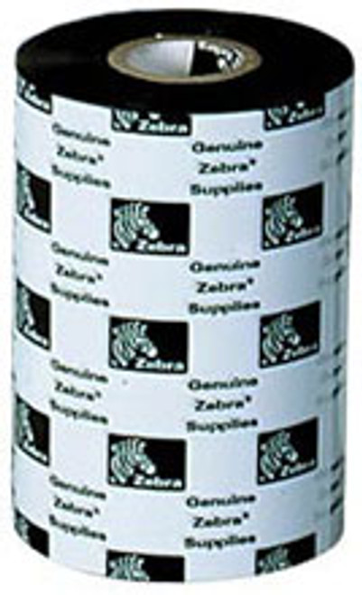 5555 Wax-Resin, Ribbon (4.33 inch width - 110 mm, 1,476 feet - 450 meters, 1 inch inner diameter core), single roll