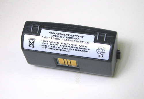 Replacement Battery 200-00233, HHHP7200-M, HBM-HHP7200M, HH72H1-D | 200-00233
