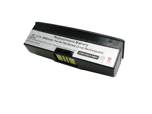 700/705 Mono, 710/720 Mono, 730 Color Series Replacement Battery 318-011-004, HSIN730-LI, HBM-700L,  IN70L1-D | 318-011-004