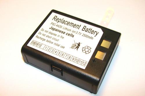 Falcon 4400 / 4410 / 4420 / 4423 / 5500 Replacement Battery 4420-5-1764, H4420-Li, HBM-4420L, PS23L1-G | 4420-5-1764