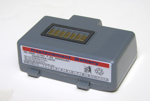 QL220, QL320 Replacement Battery AT16004-1 * | AT16004-1 *