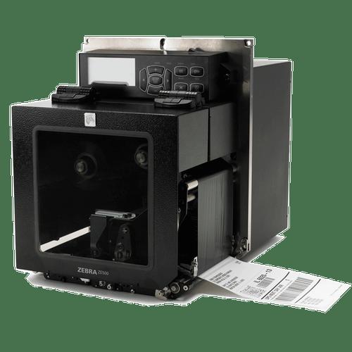 Zebra ZE500 Print Engine, 300dpi, Left Hand, 10/100 | ZE50043-L010000Z