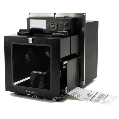 Zebra ZE500 Print Engine, 300dpi, Right Hand, 10/100 | ZE50043-R010000Z