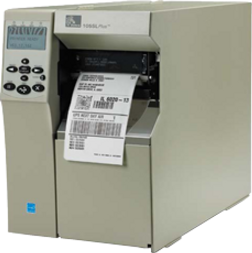 Zebra 105SL Plus  203dpi (Serial/Parallel/USB/Ethernet) | Replaced by ZT51042-T010000Z | 102-801-00000