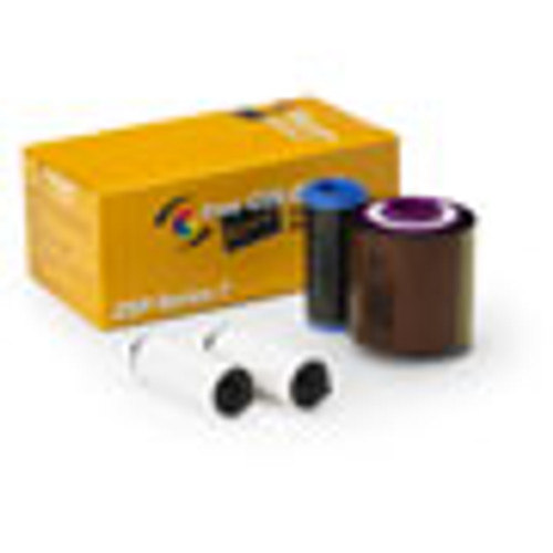 800077-742  | ZXP7 IX SERIES YMCKO COLOR RIBBON 750IMAGES/ROLL | 800077-742