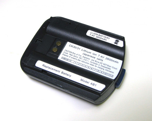 CK 30 / CK31 Series Replacement Battery 318-020-001, HCK30-Li(24), HBM-CK31L | 318-020-001