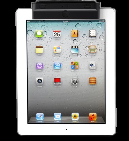 Infinea Tab MSR & 2D Scanner for iPad 2 | LPTC2D | LPTC2D