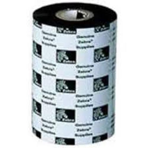 """05100BK04045 - Zebra Ribbon - 1.57"""" X 1476' 6 rolls/case   05100BK04045"""