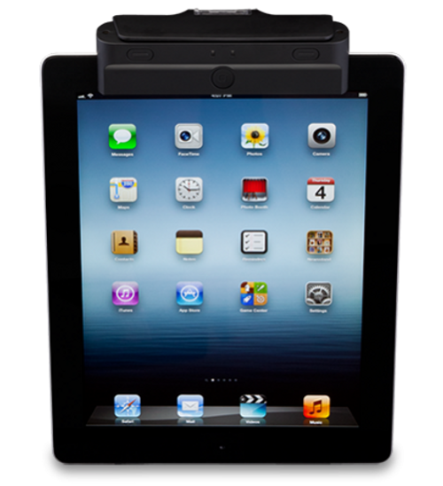 Infinea Tab 4 MSR Module & 2D Scanner with Bluetooth & Encypted Ready for iPad 4 | IT4-N2DBTRE | IT4-N2DBTRE