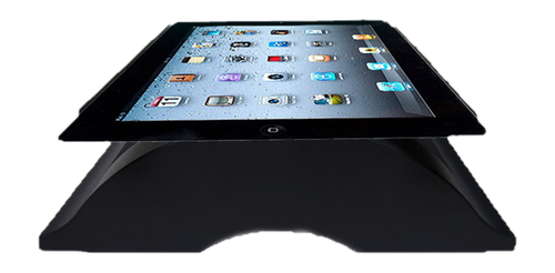 APG Black Stratis Tablet Holder for Vasario Cash Drawer | VRK-BL0711 | VRK-BL0711