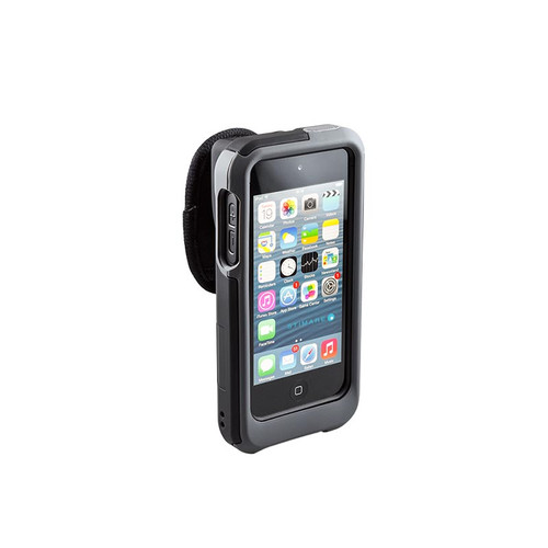 Rugged Case for Linea Pro 5 (2D, No MSR Access, Gray/Black, iPod & iPhone) | CS-R-LP52D-STR-G/BK | CS-R-LP52D-STR-G/BK
