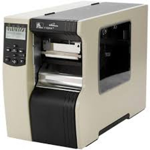 Zebra 110Xi4 Barcode Printer | This printer has been replaced by ZT61043-T010100Z |