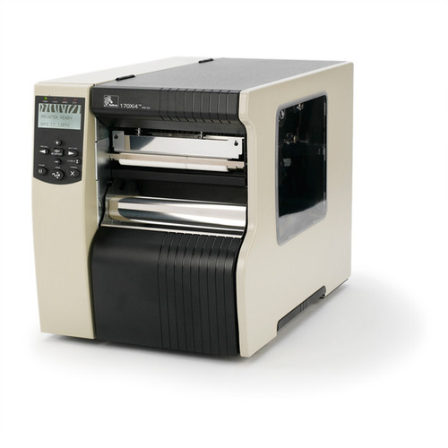 170-801-00000 - ZEBRA 170Xi4,300DPI,10/100,SER,PAR, USB 2.0,ZPLII,XML