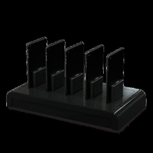 IPC 5-Station Charger for TAB Mini (CS-MTL Case Required)  | PSLP5-TML | PSLP5-TML