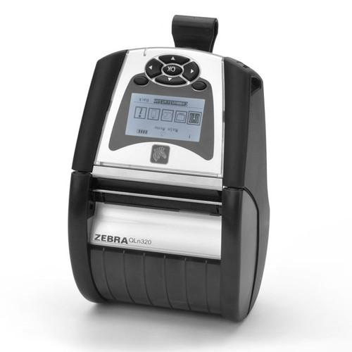 QLn 320 Printer (CPCL, ZPL, XML, Serial USB Cable Ready, Mfi + Ether) | Replacement Printer Model ZQ62-AUFA000-00 | QN3-AU1A0M00-00