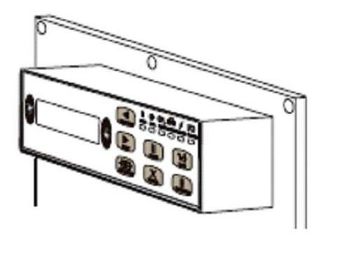 Zebra Kit Control Panel (RH & LH) for 110PAX4 G49398M | G49398M
