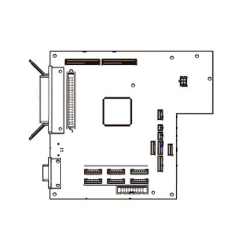 Zebra Kit Main Logic Board 64MB (RH & LH) for 170PAX4 34901-043M | 34901-043M