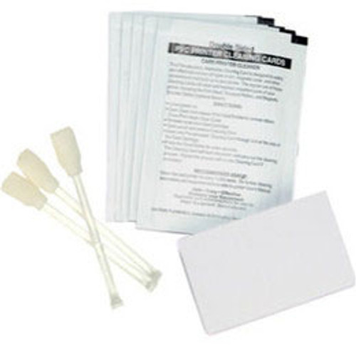 Zebra premier cleaning kit for P330i, P430i (4 sets of cleaning cards and feeder cards) 105912G-912 | 105912G-912
