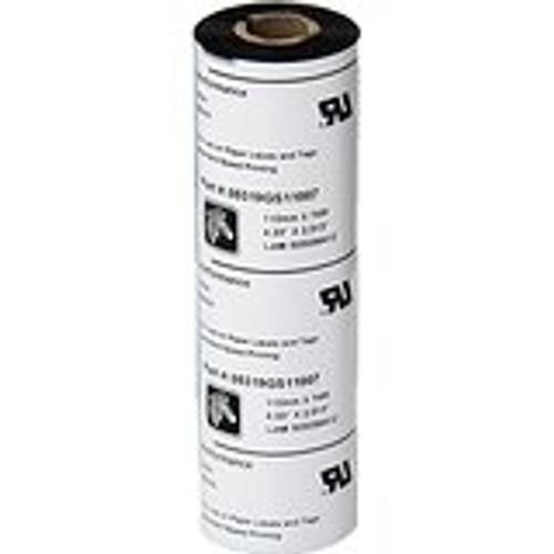 06000GS11007 | Wax/Ribbon, 4.33inx244ft, 6000 Wax, 0.5in core | 06000GS11007