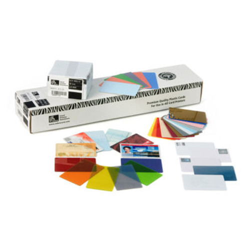 500 PVC Cards,Retransfer Ready, 30MIL | 104523-811