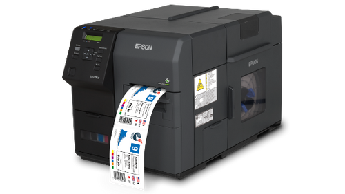 Epson ColorWorks C7500GE- Gloss/RIP Finish (C31CD84A9991)