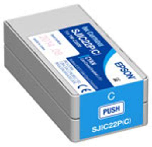 Epson C3500 Ink-Cyan