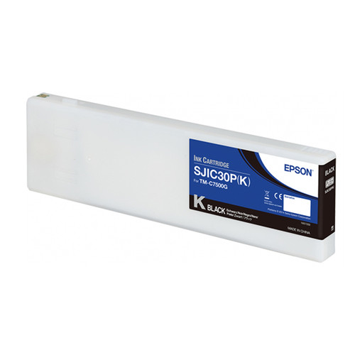 Epson C7500G Black Gloss Ink Cartridge